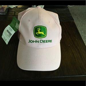 JOHN DEERE PINK CAP Gender: Women's